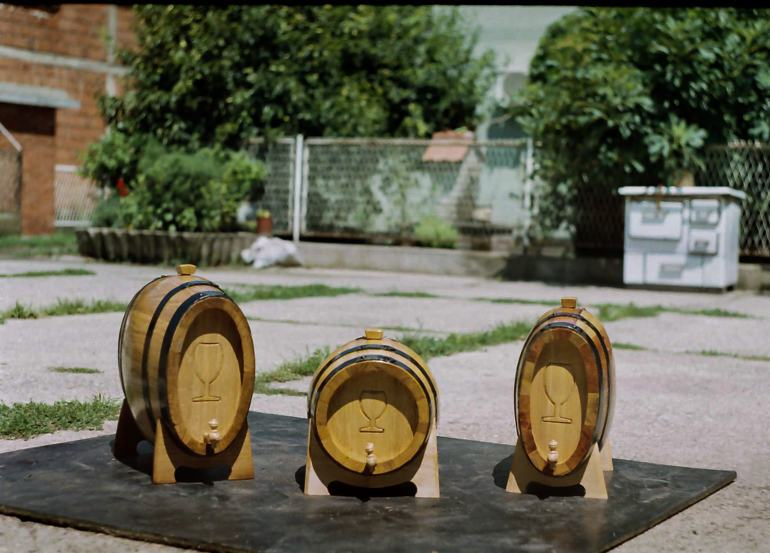 bure za vino